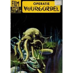 Film classics 06 Operatie vuurgordel 1e druk 1962 (506)