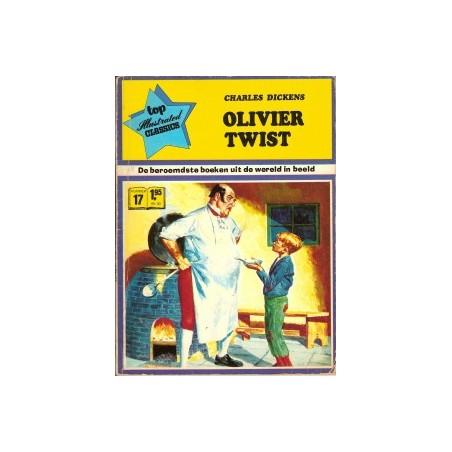 Top Illustrated Classics 17 Oliver Twist 1970