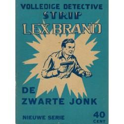 Lex Brand set Tweede reeks deel 1 t/m 21 [inclusief 8A, maar MINUS 18!] 1e drukken