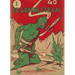 Groene straal 01 1e druk 1955