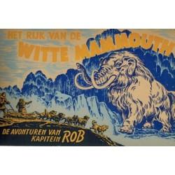 Kapitein Rob 16% Het rijk van de witte mammouth herdruk