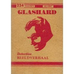 Dick Bos Glashard 1e druk 1969
