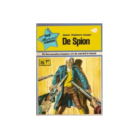 Top Illustrated Classics 25 De spion 1971