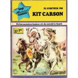 Top Illustrated Classics 27 Kit Carson 1971