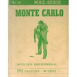 Dick Bos T-II 15 Monte Carlo herdruk 1948