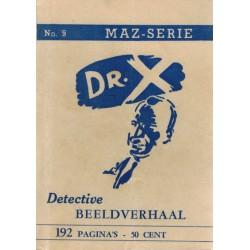 Dick Bos T-II 09 Dr. X herdruk 1948