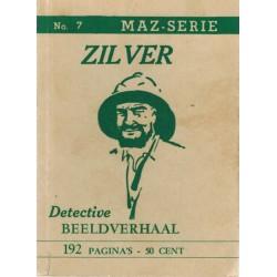 Dick Bos T-II 07 Zilver herdruk 1948