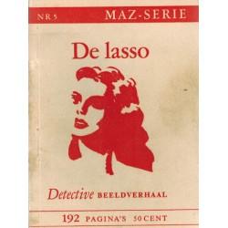 Dick Bos T-II 05% De lasso herdruk 1948
