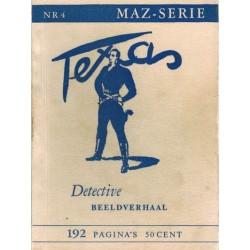 Dick Bos T-II 04 Texas herdruk 1948