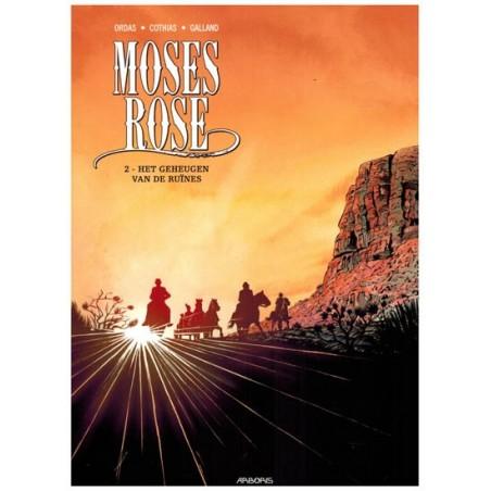 Moses Rose 02 Het geheugen van de ruines