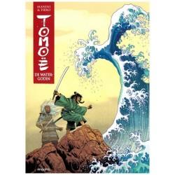 Tomoe 01 De watergodin