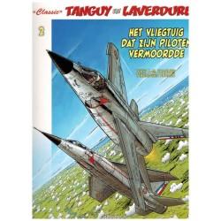Tangy & Laverdure  classic HC 02 Het vliegtuig dat zijn piloten vermoordde