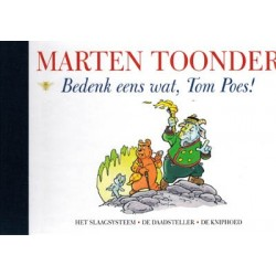 Bommel   Heer Bommel & Tom Poes 19 Bedenk eens wat, Tom Poes! HC