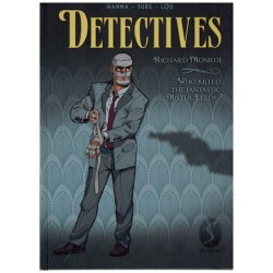 Detectives HC 02 Richard Monroe / Who killed the fantastic Mister Leeds?