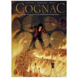 Cognac HC 03 Het kerkhof van de druivenoogstmachines