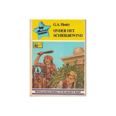 Top Illustrated Classics 43 Onder het Schrikbewind 1972