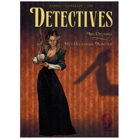 Detectives set HC deel 1 & 2