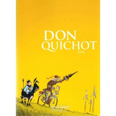 Flix strips Don Quichot