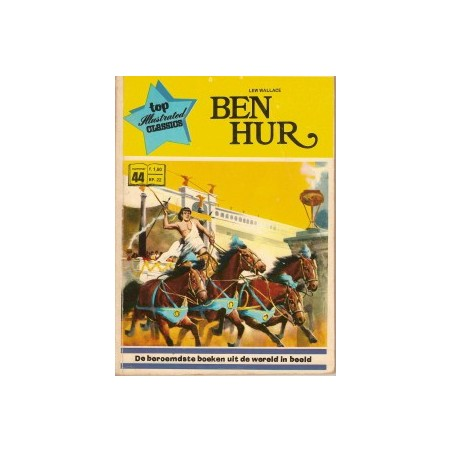 Top Illustrated Classics 44 Ben Hur 1973