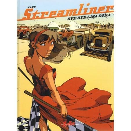 Streamliner HC 02 Bye-bye Lisa Dora