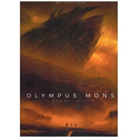 Olympus Mons 01 Anomalie een