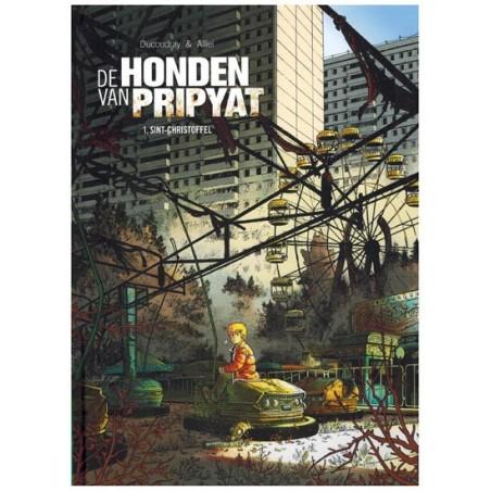 Honden van Pripyat set HC deel 1 & 2
