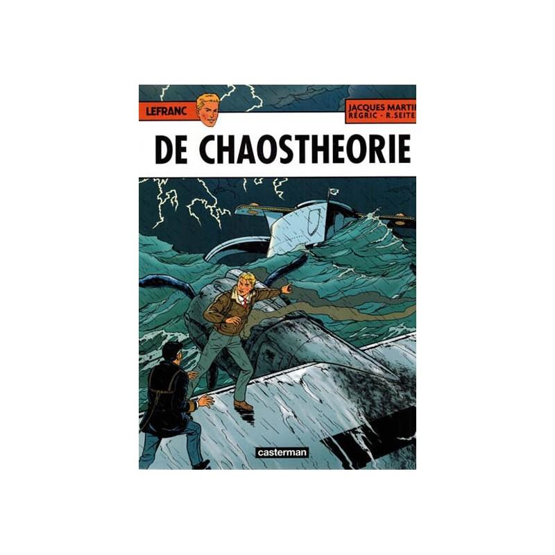Lefranc  29 De chaostheorie (naar Jacques Martin)