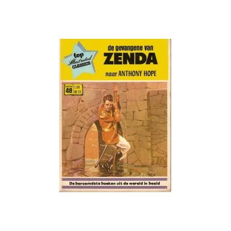 Top Illustrated Classics 48 De gevangene van Zenda 1973
