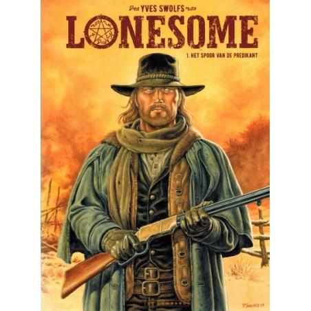 Lonesome 01 Het spoor van de predikant