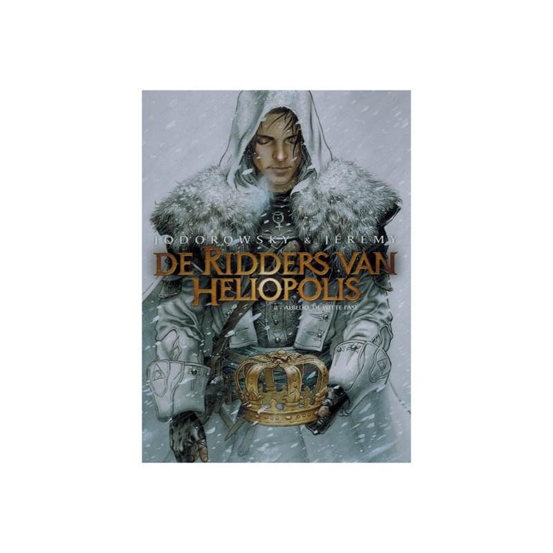Ridders van Heliopolis HC 02 Albedo, de witte fase