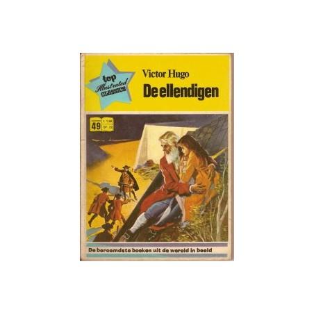 Top Illustrated Classics 49 De ellendigen 1973