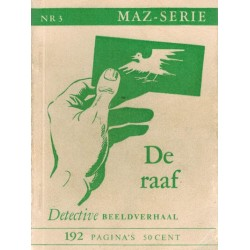 Dick Bos T-II 03 De raaf herdruk 1948