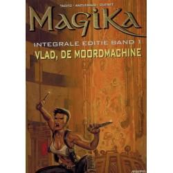 Magika  integraal 01 HC Vlad, de moordmachine