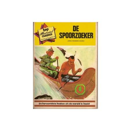 Top Illustrated Classics 51 De spoorzoeker 1973