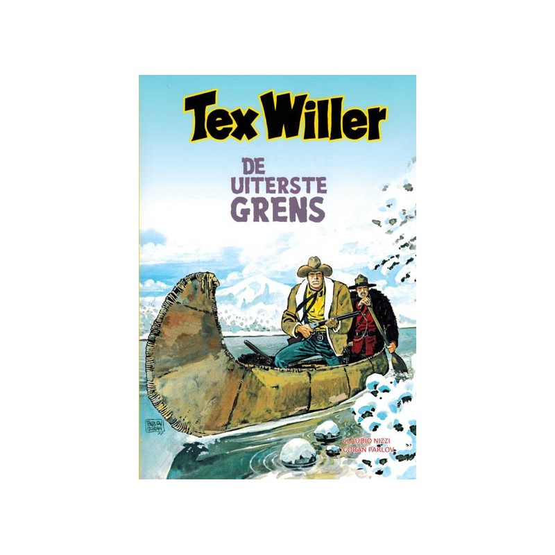 Tex Willer  Annual 09 De uiterste grens