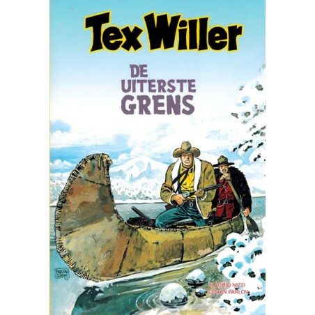 Tex Willer  Annual 09 De uiterste grens