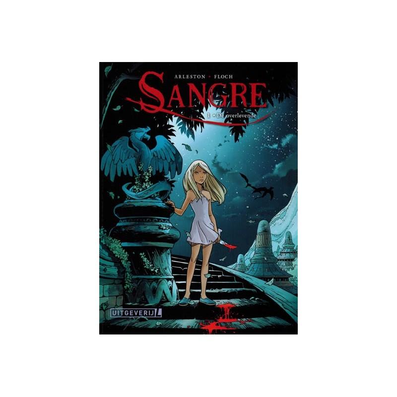 Sangre 01 De overlevende