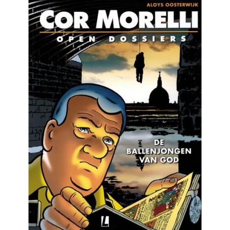 Cor Morelli  Open dossiers 02 De ballenjongen van god