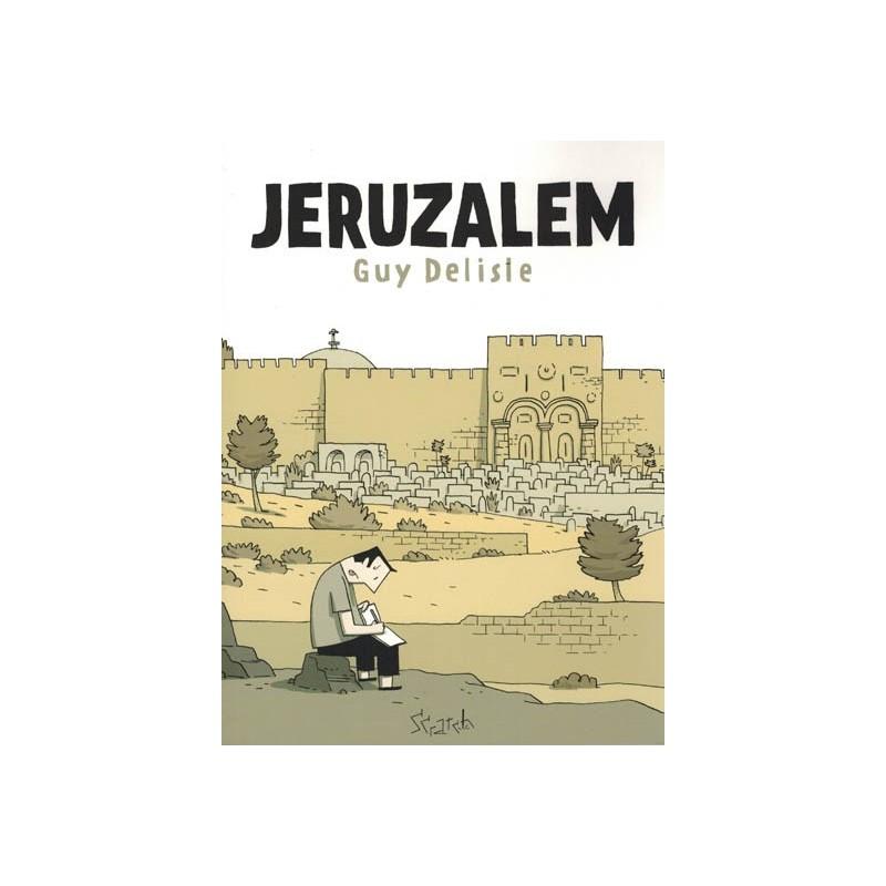 Delisle strips Jeruzalem