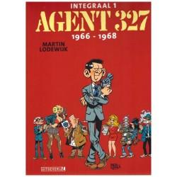 Agent 327   Integraal Luxe HC 01 1966-1968