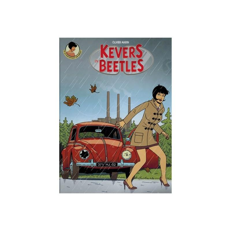 Autoreportages van Margot 05 HC Kevers en Beetles