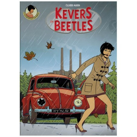 Autoreportages van Margot 05 HC Kevers en Beetles