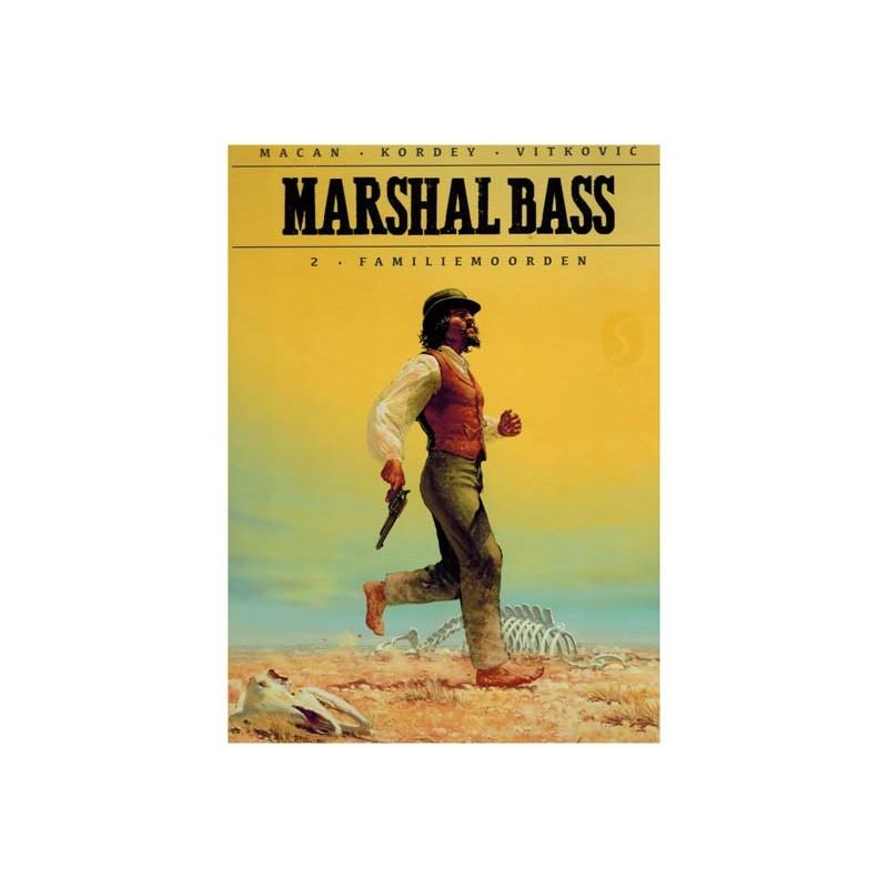 Marshal Bass HC 02 Familiemoorden