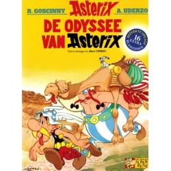 Asterix   Dossiereditie 26 De odyssee van Asterix (met extra katern)