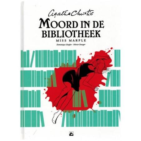 Agatha Christie  HC 03 Moord in de bibliotheek (Miss Marple)