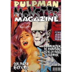 Pulpman  Monster magazine