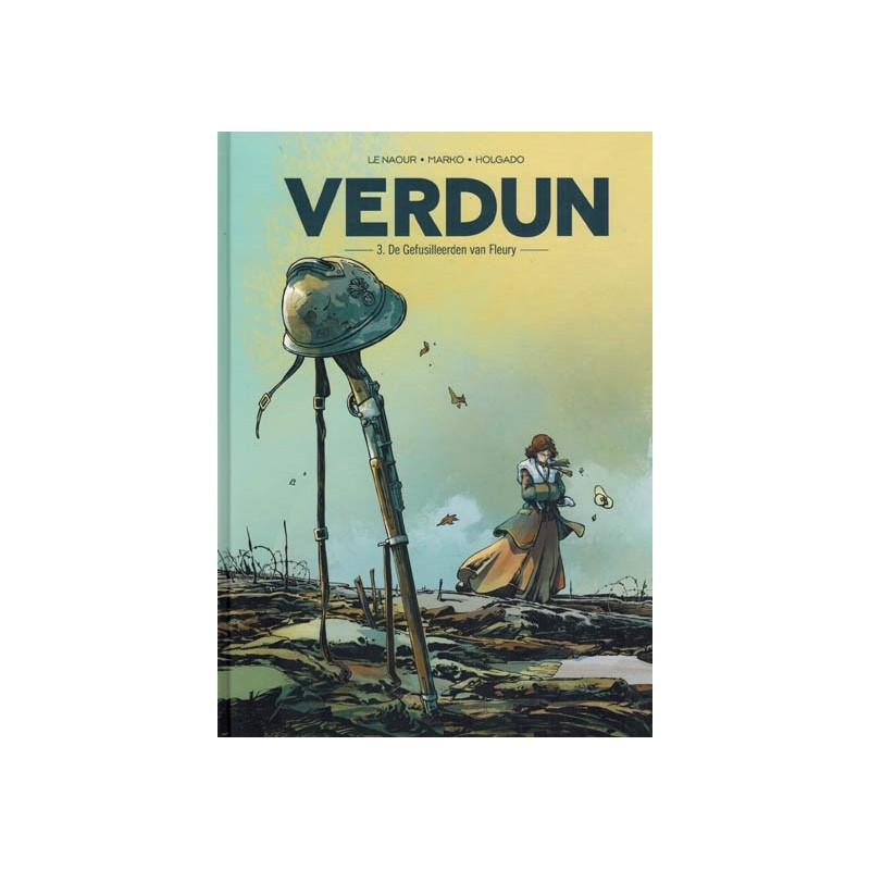 Verdun 03 HC De gefusilleerden van Fleury
