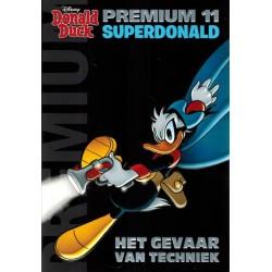Donald Duck  Premium pocket 11 Superdonald Het gevaar van techniek