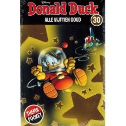 Donald Duck  Dubbel pocket Extra 30 Alle vijftien goud