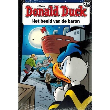 Donald Duck  pocket 274 Het beeld van de baron